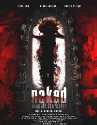 Naked Beneath the Water - 11 x 17 Movie Poster - Style B
