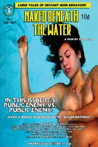 Naked Beneath the Water - 11 x 17 Movie Poster - Style C