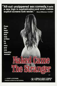 Naked Came the Stranger - 11 x 17 Movie Poster - Style A