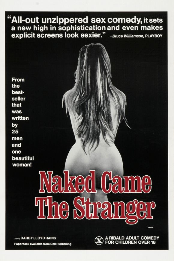 The Naked Stranger movie