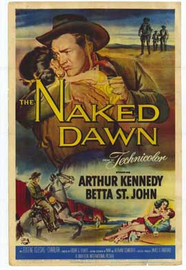 Naked Dawn - 27 x 40 Movie Poster - Style A