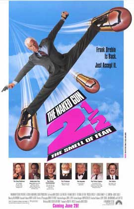 Naked Gun 2 1/2: The Smell of Fear - 11 x 17 Movie Poster - Style A