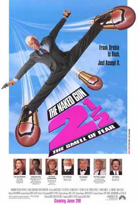 Naked Gun 2 1/2: The Smell of Fear - 27 x 40 Movie Poster - Style A