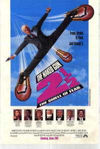 Naked Gun 2 1/2: The Smell of Fear - 43 x 62 Movie Poster - Bus Shelter Style A