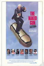 The Naked Gun: From the Files of Police Squad - 11 x 17 Movie Poster - Style A