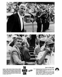 The Naked Gun: From the Files of Police Squad - 8 x 10 B&W Photo #1