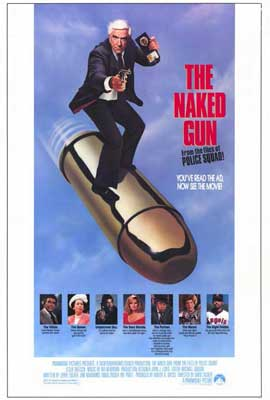 The Naked Gun: From the Files of Police Squad - 27 x 40 Movie Poster - Style A