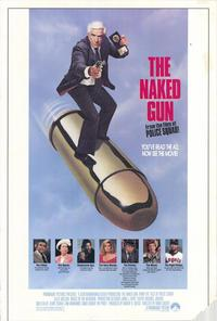 The Naked Gun: From the Files of Police Squad - 43 x 62 Movie Poster - Bus Shelter Style A