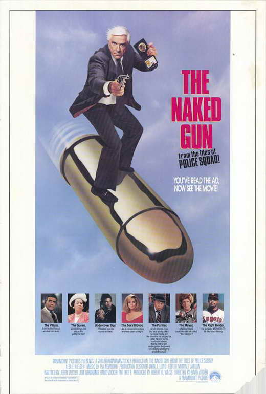 The Naked Gun Film 27