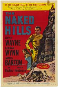 Naked Hills - 27 x 40 Movie Poster - Style A