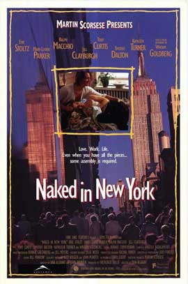 Naked in New York - 27 x 40 Movie Poster - Style A