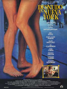 Naked in New York - 43 x 62 Movie Poster - Spanish Style A