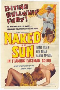 Naked in the Sun - 11 x 17 Movie Poster - Style B