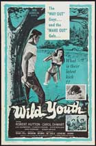 Naked Youth - 27 x 40 Movie Poster - Style B