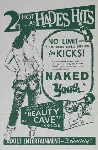 Naked Youth - 11 x 17 Movie Poster - Style A
