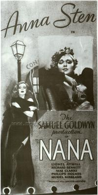 Nana - 27 x 40 Movie Poster - Style A
