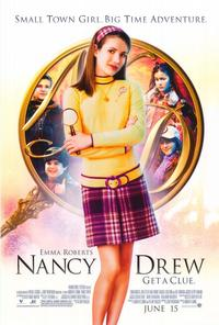 Nancy Drew - 43 x 62 Movie Poster - Bus Shelter Style A