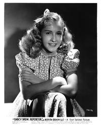 Nancy Drew... Reporter - 8 x 10 B&W Photo #1