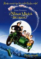 Nanny McPhee and the Big Bang - 27 x 40 Movie Poster - Spanish Style A