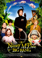 Nanny McPhee and the Big Bang - 11 x 17 Movie Poster - French Style A