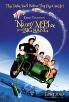Nanny McPhee and the Big Bang - 11 x 17 Movie Poster - UK Style B