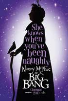 Nanny McPhee and the Big Bang - 11 x 17 Movie Poster - Style A - Double Sided