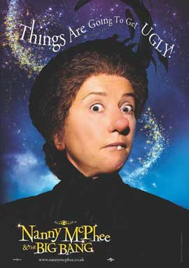 Nanny McPhee and the Big Bang - 11 x 17 Movie Poster - UK Style A
