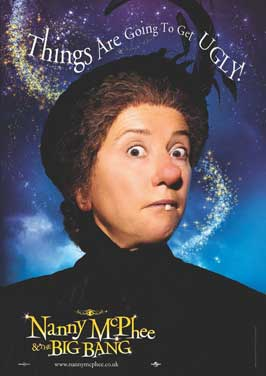 Nanny McPhee and the Big Bang - 11 x 17 Movie Poster - Style B