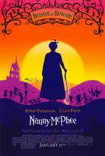 Nanny McPhee - 11 x 17 Movie Poster - Style B
