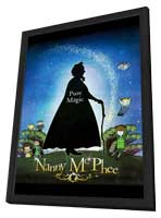Nanny McPhee - 11 x 17 Movie Poster - Style C - in Deluxe Wood Frame