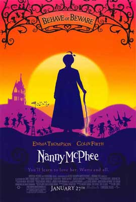 Nanny McPhee - 27 x 40 Movie Poster - Style A