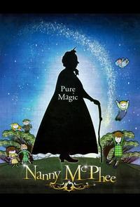 Nanny McPhee - 11 x 17 Movie Poster - Style C