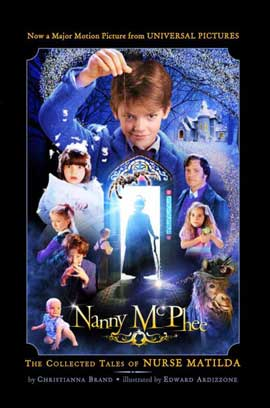 Nanny McPhee - 11 x 17 Movie Poster - Style D