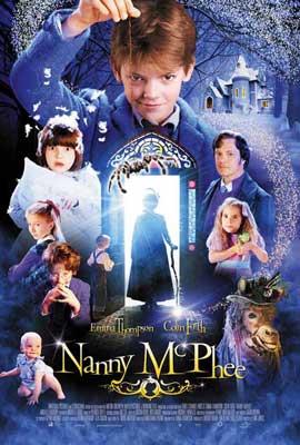 Nanny McPhee - 11 x 17 Movie Poster - Style E