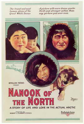 Nanook of the North - 11 x 17 Movie Poster - Style A