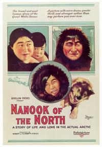 Nanook of the North - 43 x 62 Movie Poster - Bus Shelter Style A