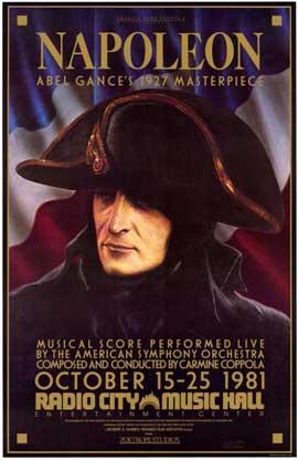 Napoleon - 11 x 17 Movie Poster - Style A