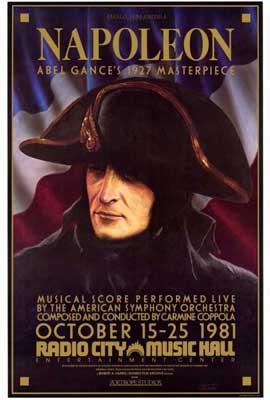 Napoleon - 27 x 40 Movie Poster - Style A