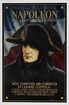 Napoleon - 11 x 17 Movie Poster - Style C