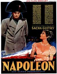 Napoleon - 11 x 17 Movie Poster - French Style A