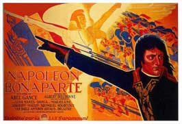 Napoleon - 11 x 17 Movie Poster - French Style C