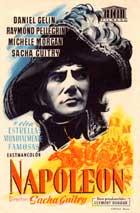 Napoleon - 11 x 17 Movie Poster - Spanish Style A