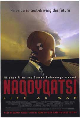 Naqoyqatsi - 27 x 40 Movie Poster - Style A