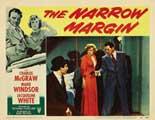 The Narrow Margin - 11 x 14 Movie Poster - Style F