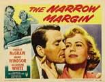 The Narrow Margin - 11 x 14 Movie Poster - Style G