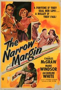 The Narrow Margin - 27 x 40 Movie Poster - Style A