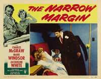 The Narrow Margin - 11 x 14 Movie Poster - Style C