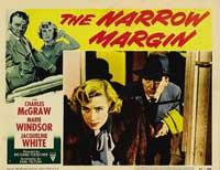 The Narrow Margin - 11 x 14 Movie Poster - Style E