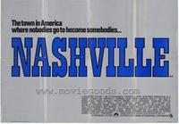 Nashville - 11 x 17 Movie Poster - Style C