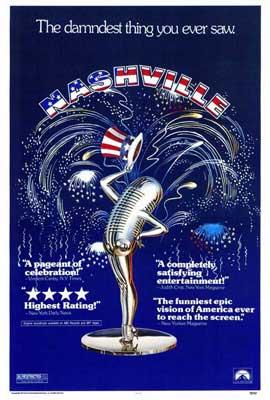 Nashville - 27 x 40 Movie Poster - Style A